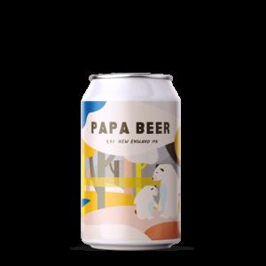 Brouwerij Eleven Utrecht Papa Beer New England IPA