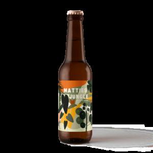 Matties Jungle Speciaalbier Van Brouwerij Eleven