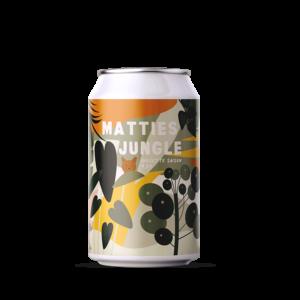 Matties Jungle Brouwerij Eleven