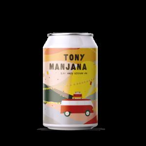 Tony Manjana Speciaalbier Brouwerij Eleven Utrecht