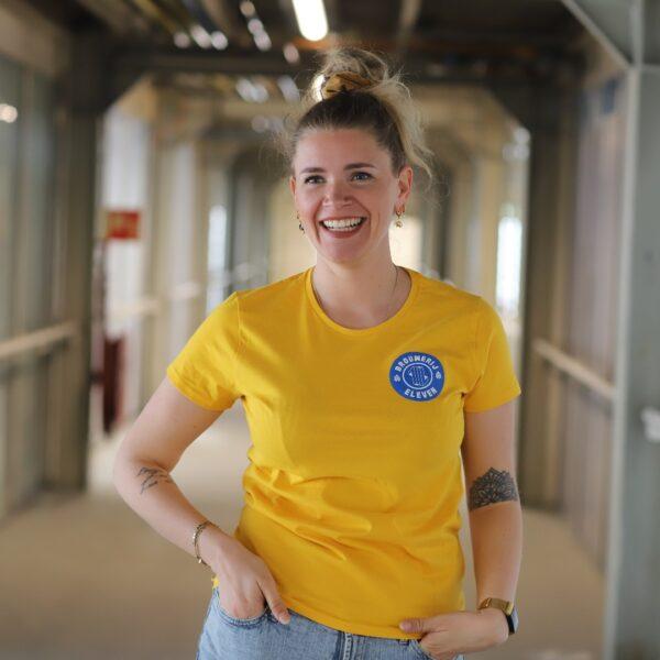 Brouwerij Eleven Utrecht T-shirt Vrouw