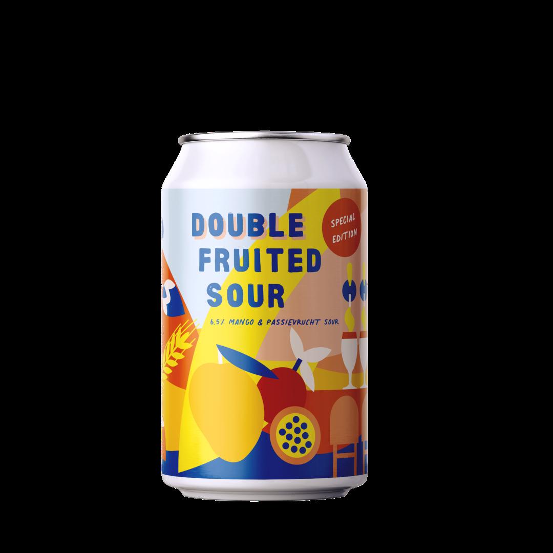 Brouwerij Eleven Double Fruited Sour Bier