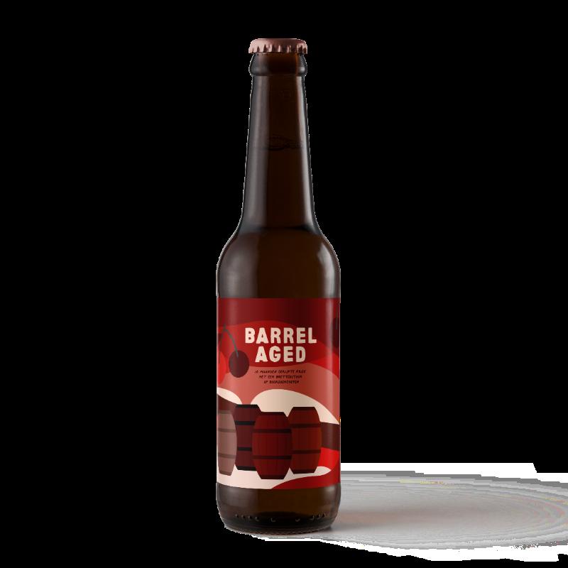 Brouwerij Eleven Utrecht Barrel Aged Bier