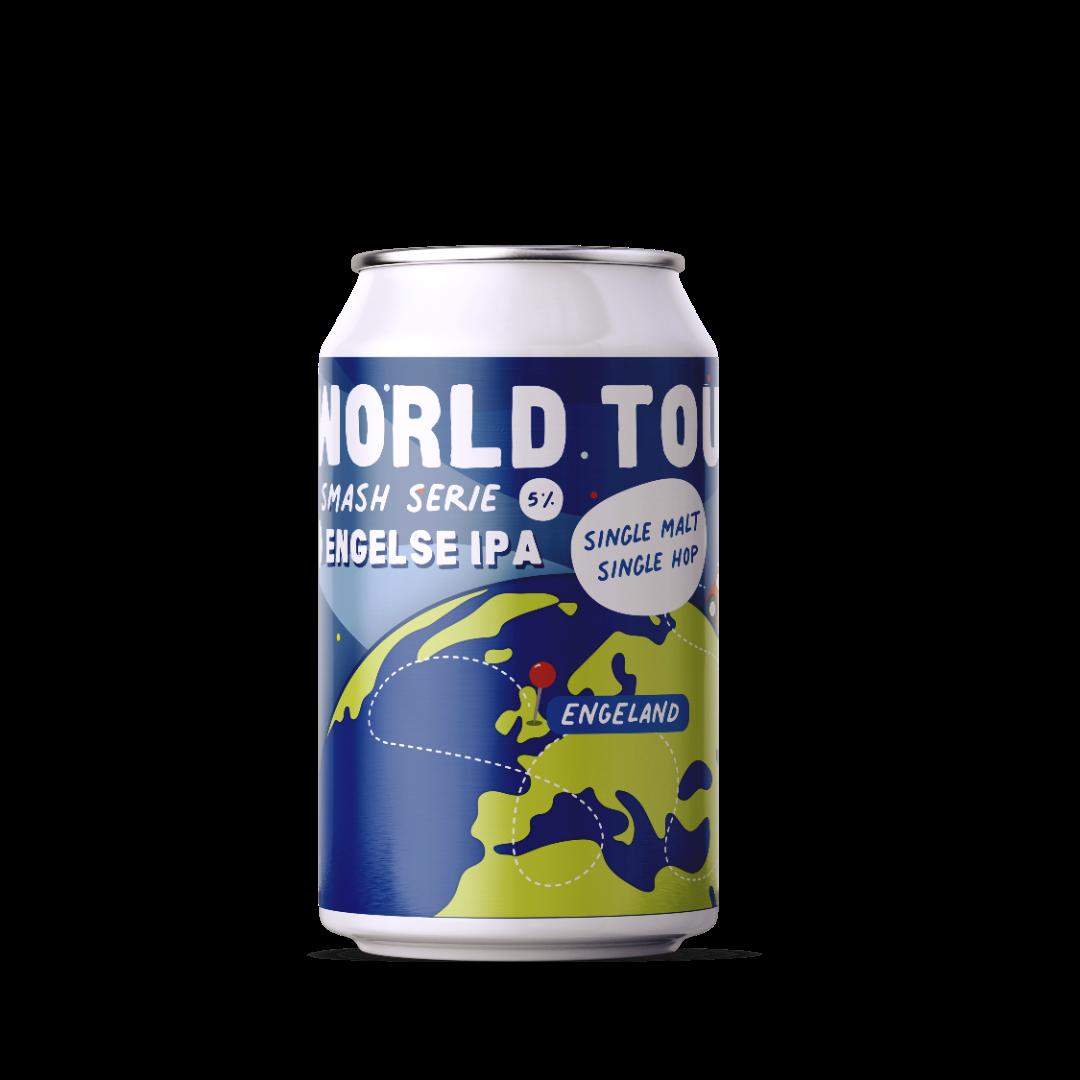 Brouwerij Eleven Utrecht World Tour Engelse IPA