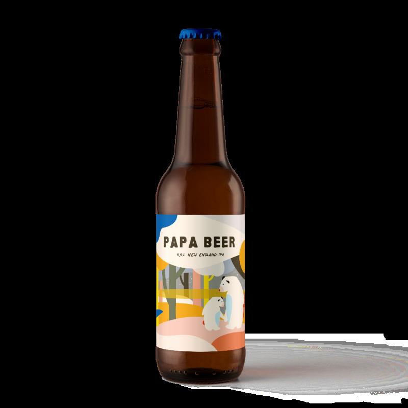 Papa Beer Speciaalbieren Van Brouwerij Eleven