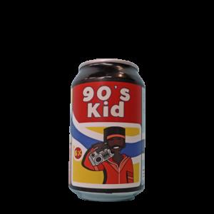 90s Kid Van Brouwerij Eleven Utrecht