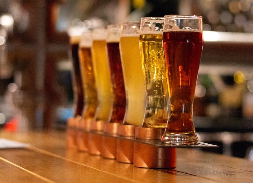 Bierpakket Van Brouwerij Eleven Utrecht