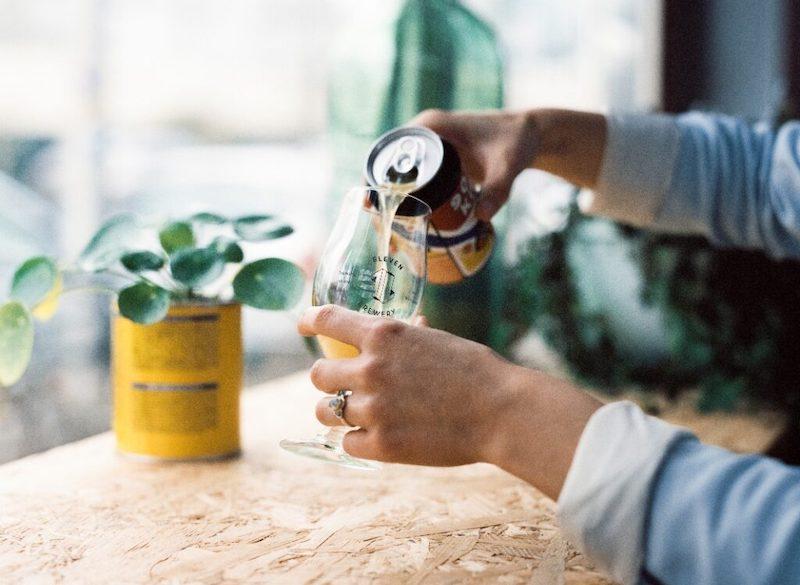 Speciaal Bier van Brouwerij Eleven