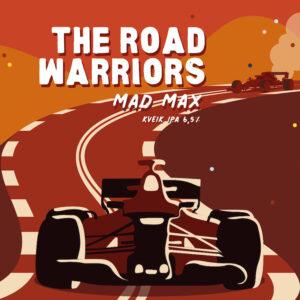 Kveik IPA Mad Max van Brouwerij Eleven