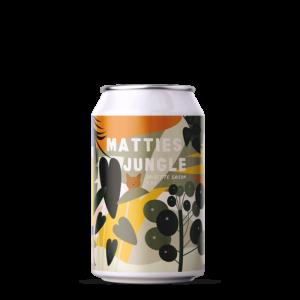 Matties Jungle In Blik Brouwerij Eleven In Utrecht